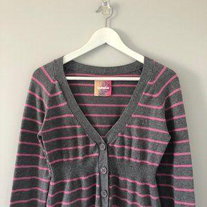 💸💸Aritzia Talula Cardigan Sweater Stripped